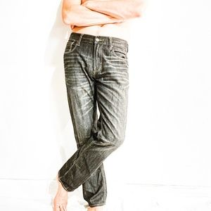 AMERICAN EAGLE Men's Black Jeans, 32 x 32